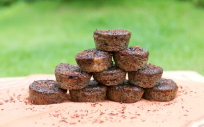 Gluten-free Banana Cacao Brownies