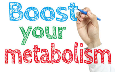 Five Ways to Boost Your Metabolism
