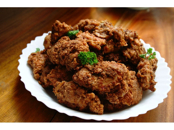 Baron Method Gluten-free Fried Chicken