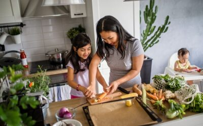 6 Tips for Healthy Home Cooking