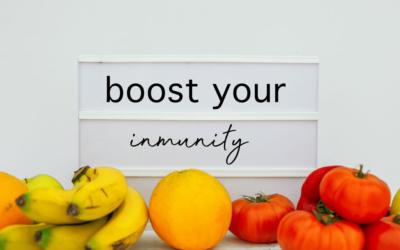 Ways of Boosting your Immunity During Quarantine