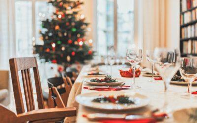 The Christmas Balance: Have a Merry Healthy Christmas!